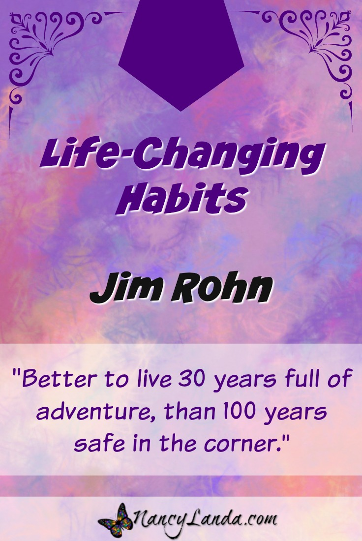 Jim Rohn Life Changing Habits