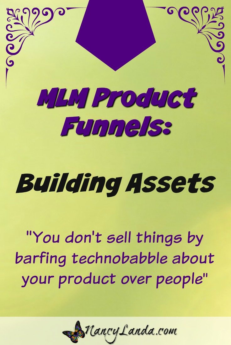 MLM Product Building Assets